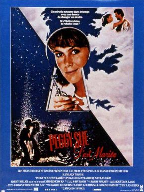 Jaquette dvd Peggy Sue S'est Mariée