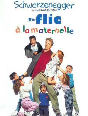 Un Flic à La Maternelle en DVD et Blu-Ray