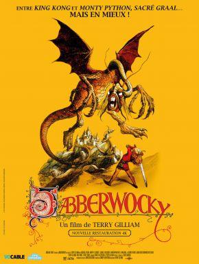 Jaquette dvd Jabberwocky
