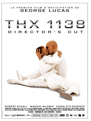 THX 1138 en DVD et Blu-Ray