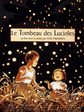 Le Tombeau Des Lucioles en DVD et Blu-Ray
