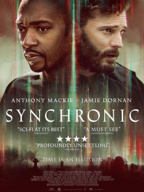Synchronic en DVD et Blu-Ray