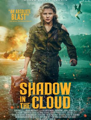 Shadow In The Cloud en DVD et Blu-Ray