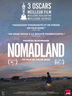 sortie dvd  Nomadland