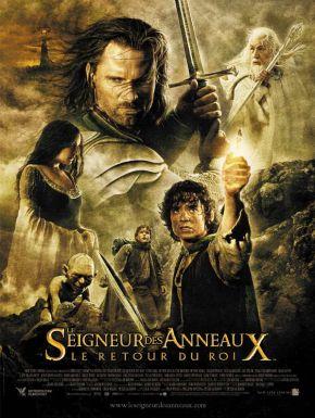 Le Seigneur Des Anneaux : Le Retour Du Roi en DVD et Blu-Ray