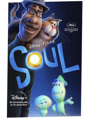 Jaquette dvd Soul