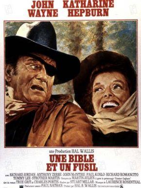 Jaquette dvd Une Bible Et Un Fusil