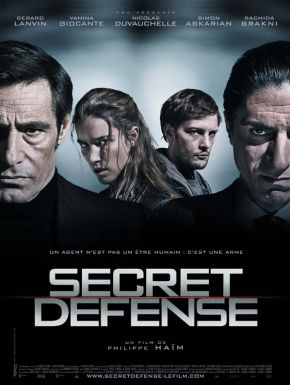 Secret Défense en DVD et Blu-Ray