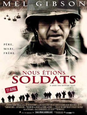 Jaquette dvd Nous étions Soldats
