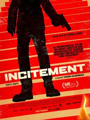 Jaquette dvd Incitement