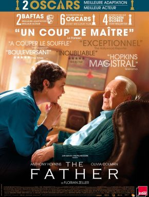 Jaquette dvd The Father