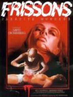 sortie dvd  Frissons