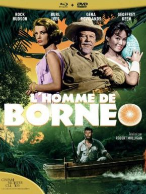 L'Homme De Bornéo en DVD et Blu-Ray