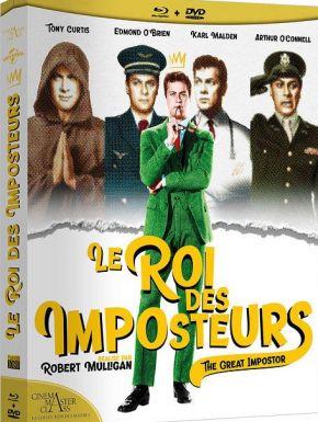 Jaquette dvd Le Roi Des Imposteurs