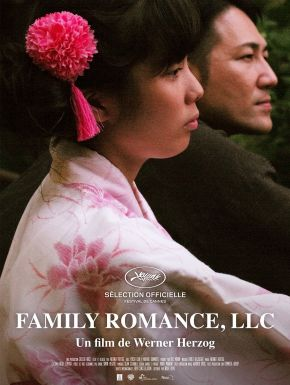 Family Romance, LLC en DVD et Blu-Ray