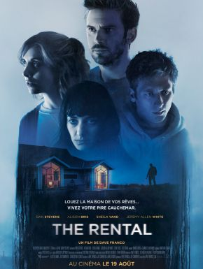 The Rental en DVD et Blu-Ray