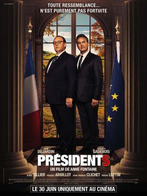 Jaquette dvd Présidents