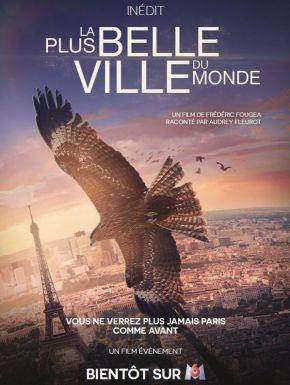 Jaquette dvd La Plus Belle Ville Du Monde
