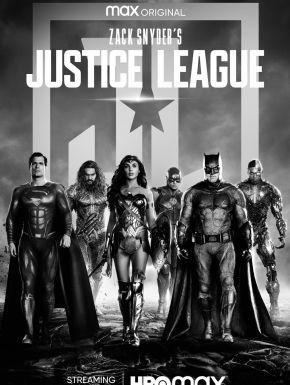 Jaquette dvd Zack Snyder's Justice League