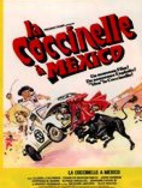 Jaquette dvd La Coccinelle à Mexico