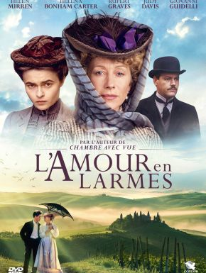 Jaquette dvd L'Amour En Larmes