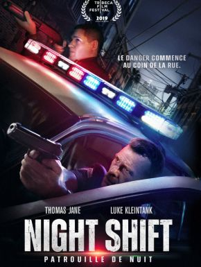 Jaquette dvd Night Shift: Patrouille De Nuit