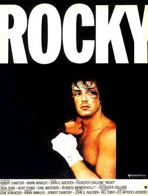 Jaquette dvd Rocky