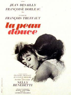 Jaquette dvd La Peau Douce