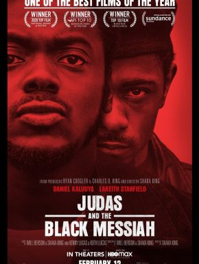 Jaquette dvd Judas And The Black Messiah