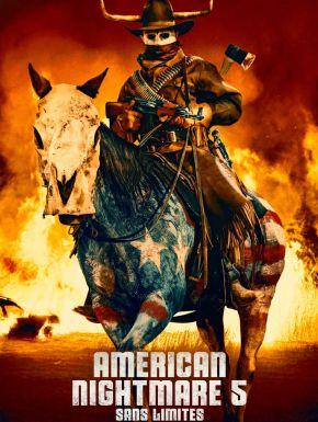 Jaquette dvd American Nightmare 5