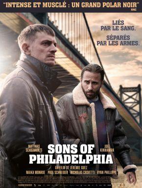 Jaquette dvd Sons Of Philadelphia