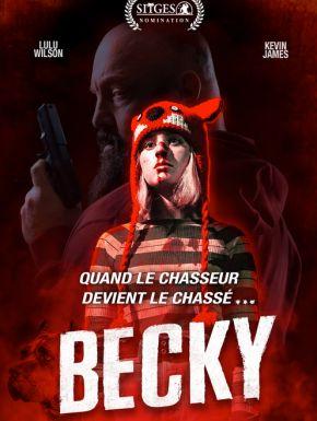 Jaquette dvd Becky
