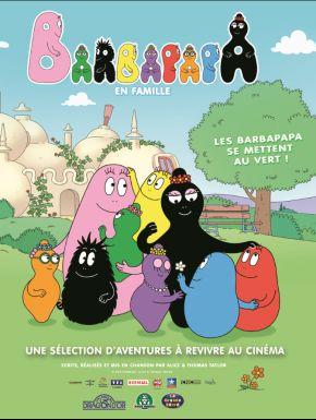 Jaquette dvd Les Barbapapa Se Mettent Au Vert