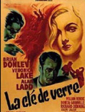 Jaquette dvd La Clé De Verre