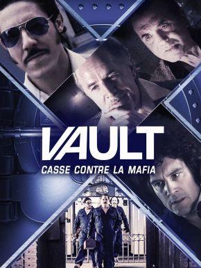 Jaquette dvd Vault - Casse Contre La Mafia
