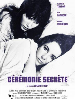 Jaquette dvd Cérémonie Secrète