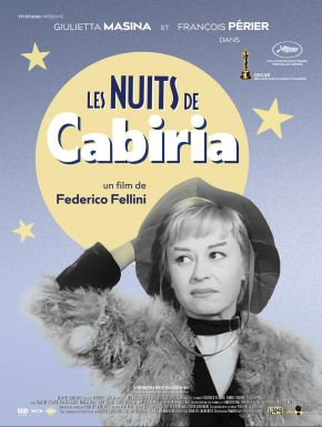Jaquette dvd Les Nuits De Cabiria
