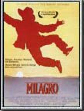 Jaquette dvd Milagro