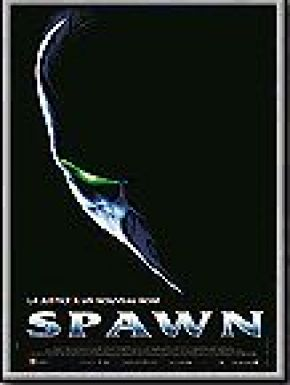 Jaquette dvd Spawn