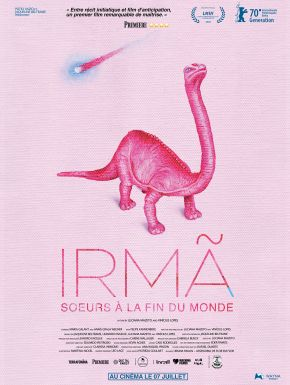 Jaquette dvd Irma