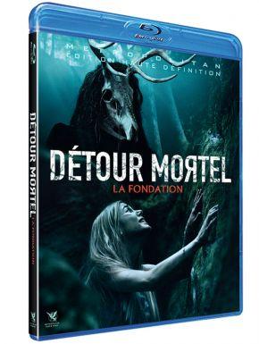 Jaquette dvd Détour Mortel : La Fondation