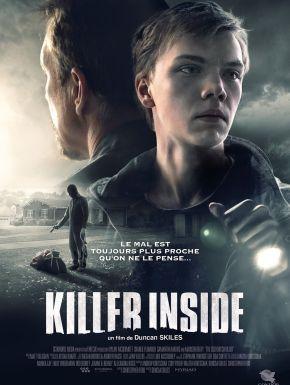 Jaquette dvd Killer Inside