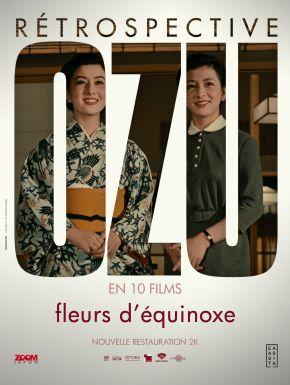 Jaquette dvd Fleurs D'équinoxe