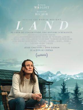 Jaquette dvd Land