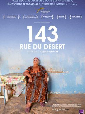 Jaquette dvd 143 Rue Du Désert