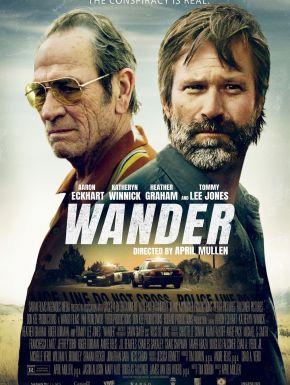 Jaquette dvd Wander