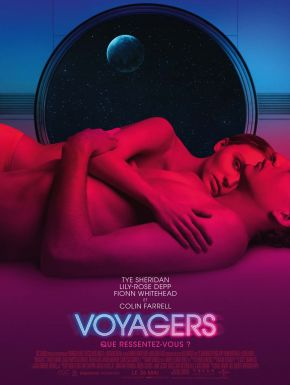 Jaquette dvd Voyagers