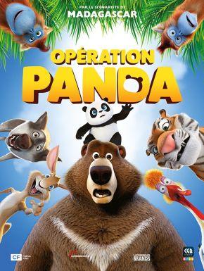 Jaquette dvd Opération Panda
