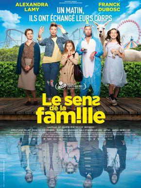 Jaquette dvd Le Sens De La Famille