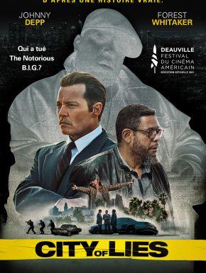 Jaquette dvd City Of Lies